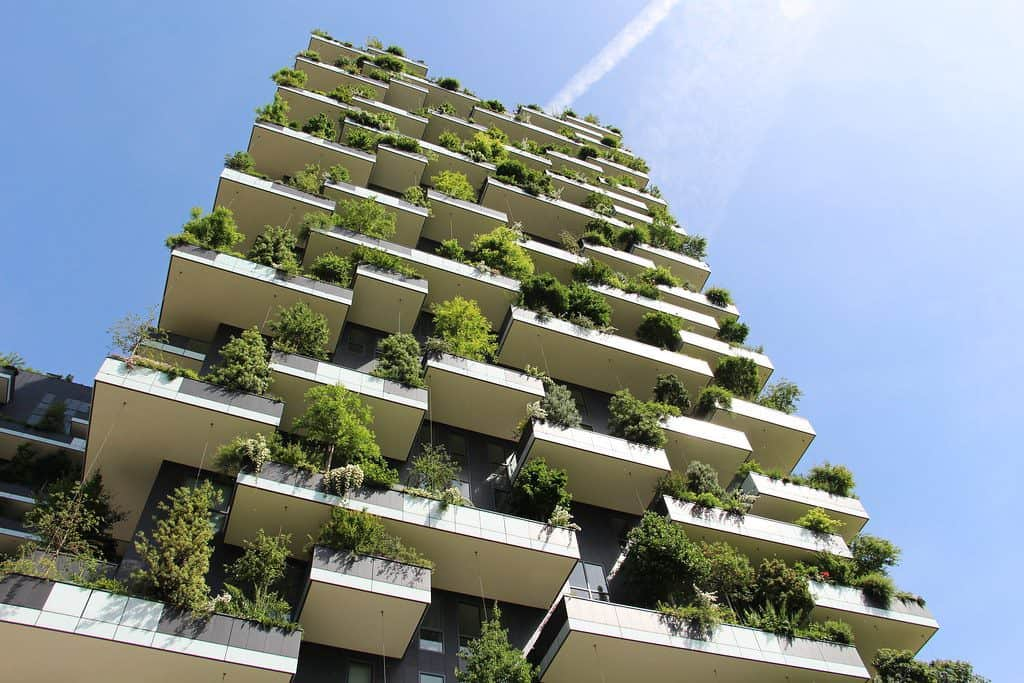 Il Bosco verticale dell'architetto Stefano Boeri