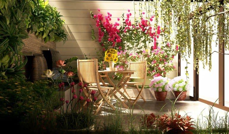 Arredare un terrazzo con le piante può essere facile, con i giusti consigli.