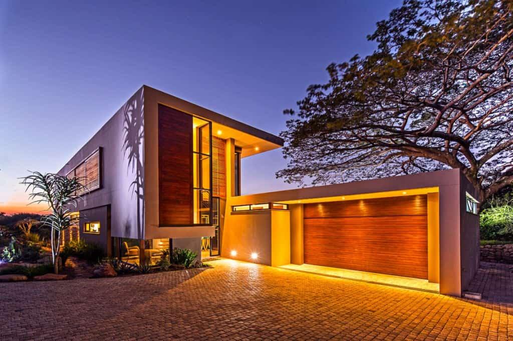 Aloe Ridge House: la villa da sogno