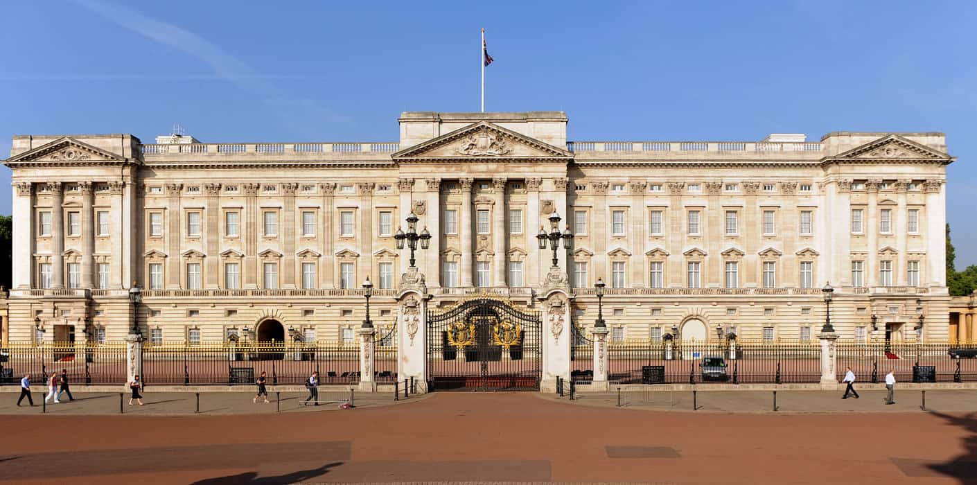 Buckingham Palace è tra le case più costose al mondo