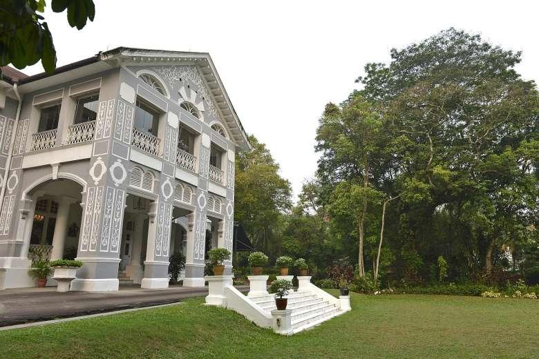 Nassim Road Mansion