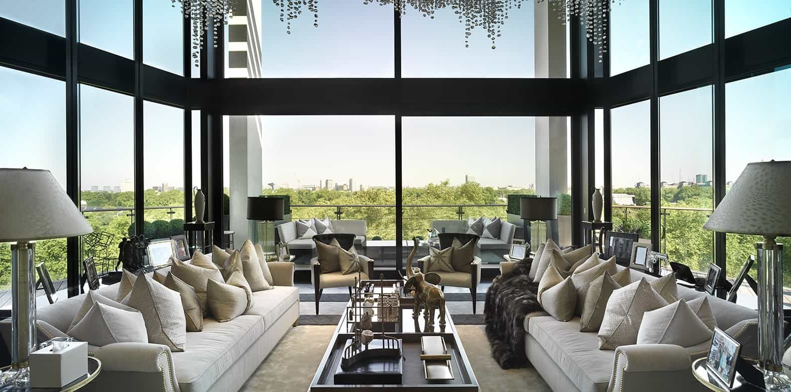 One Hyde Park Penthouse è tra le case più belle e costose al mondo