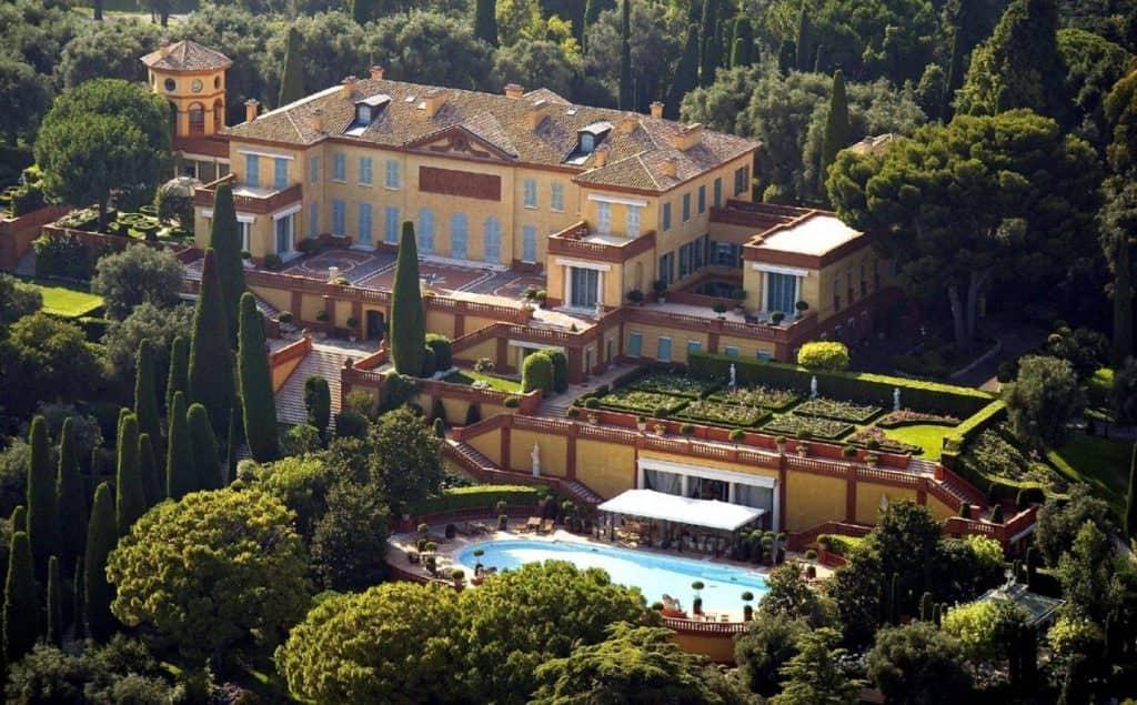 Villa Leopolda, una delle case più costose e belle di tutto il mondo