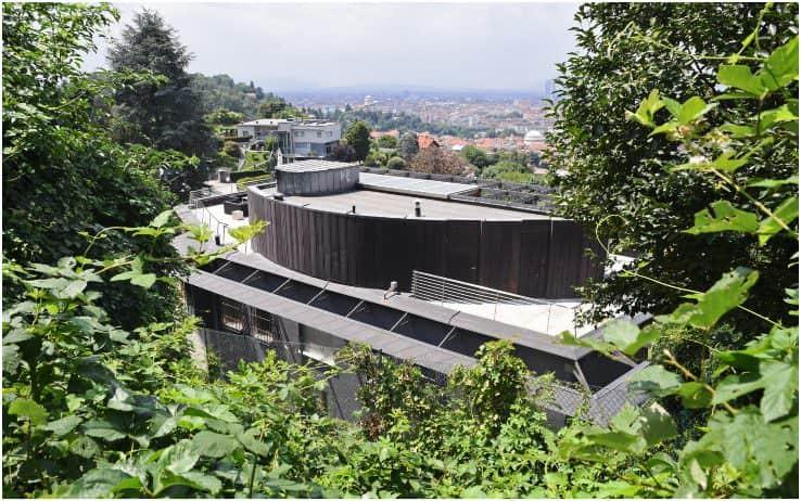 La Casa Cristiano Ronaldo a Torino
