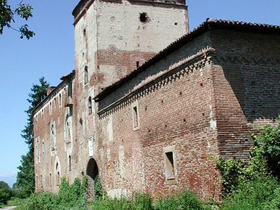 Il Castello della Rotta a Moncalieri