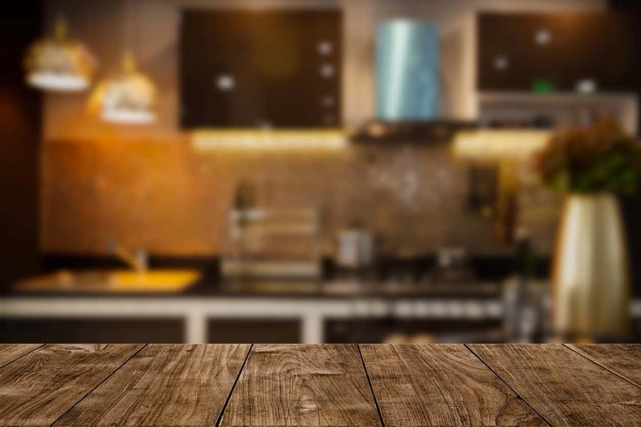 il legno è protagonista della casa rustica