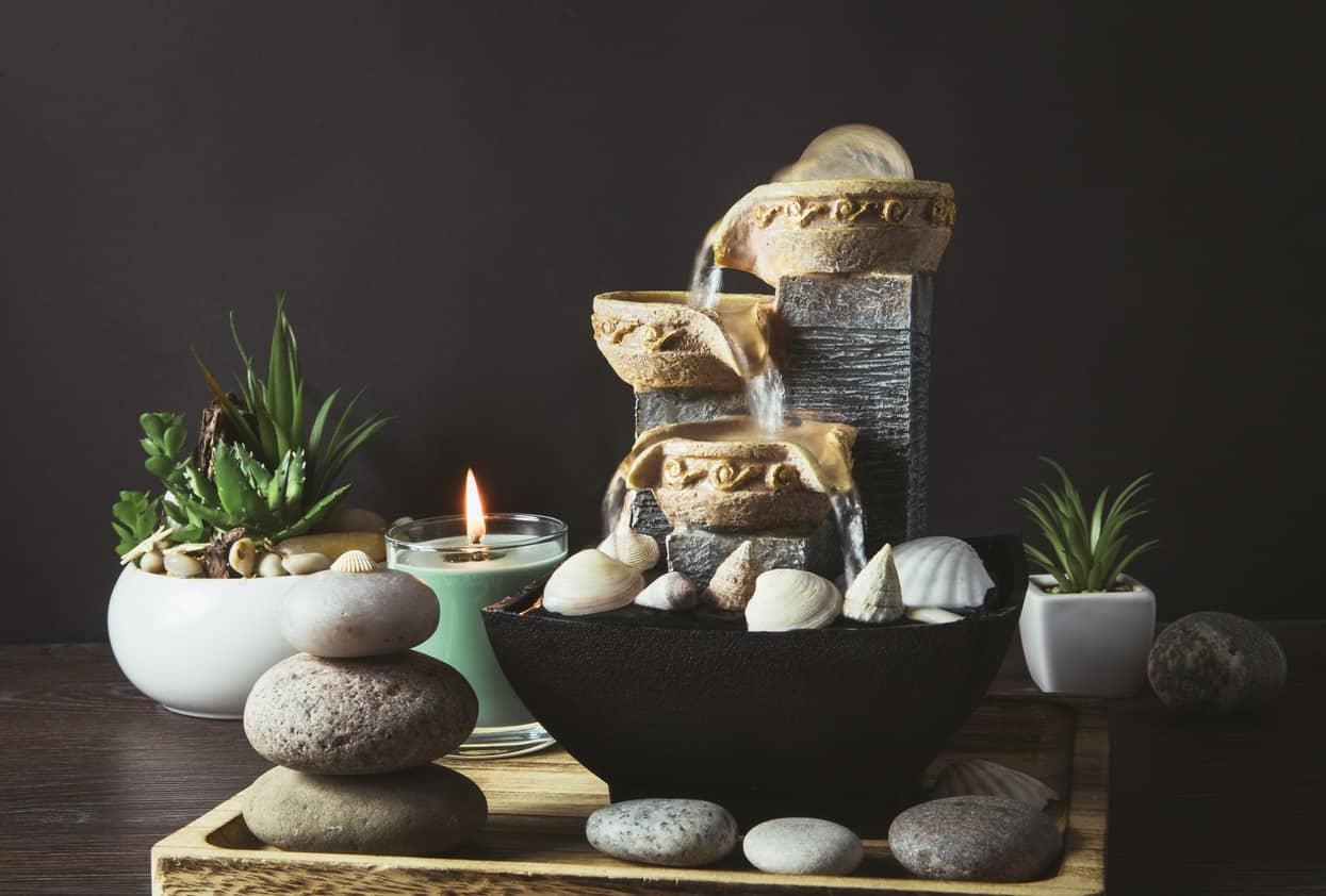 Fontana zen da interno: come fare?