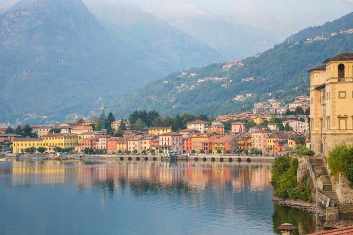 Nella provincia di Como si concentra un gran numero di vip