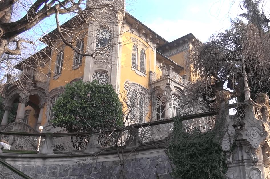 La villa del film Profondo Rosso a Torino