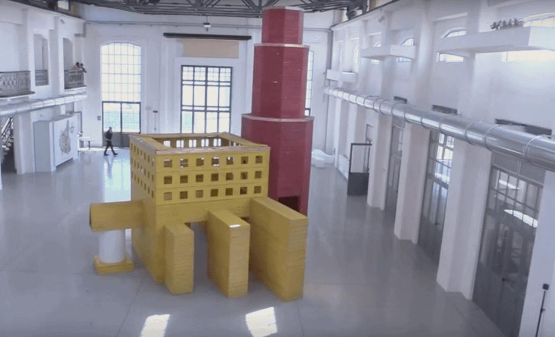 Aldo Rossi tra i grandi nomi dell'architettura italiana