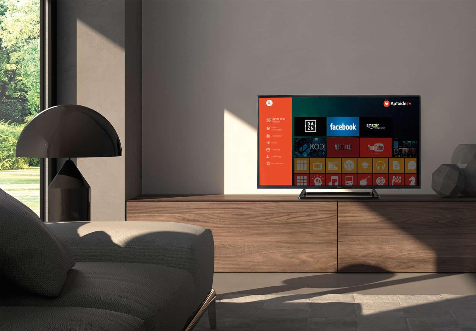 distanza tv da divano