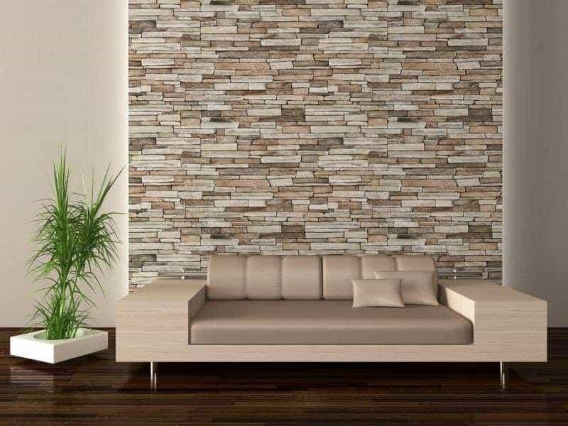 decorare pareti in pietra
