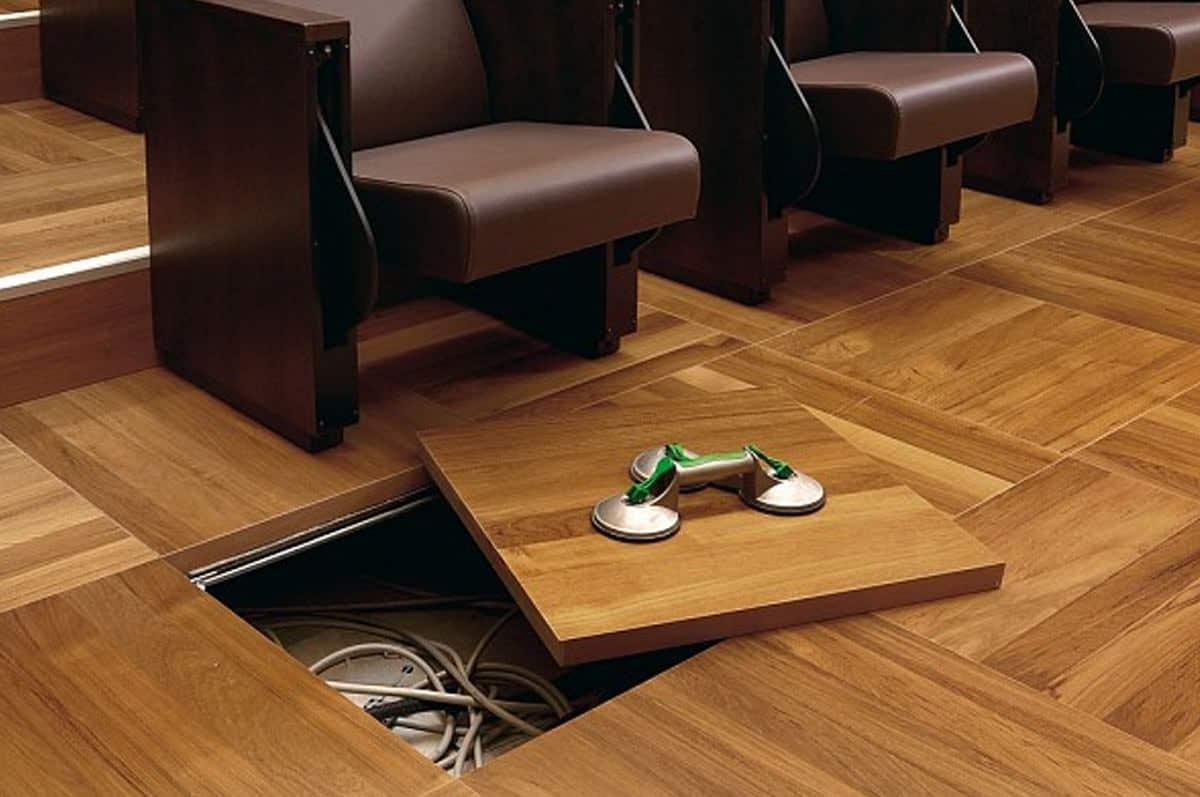 pavimento flottante