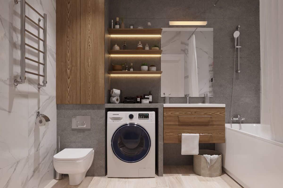 arredare lavanderia casa