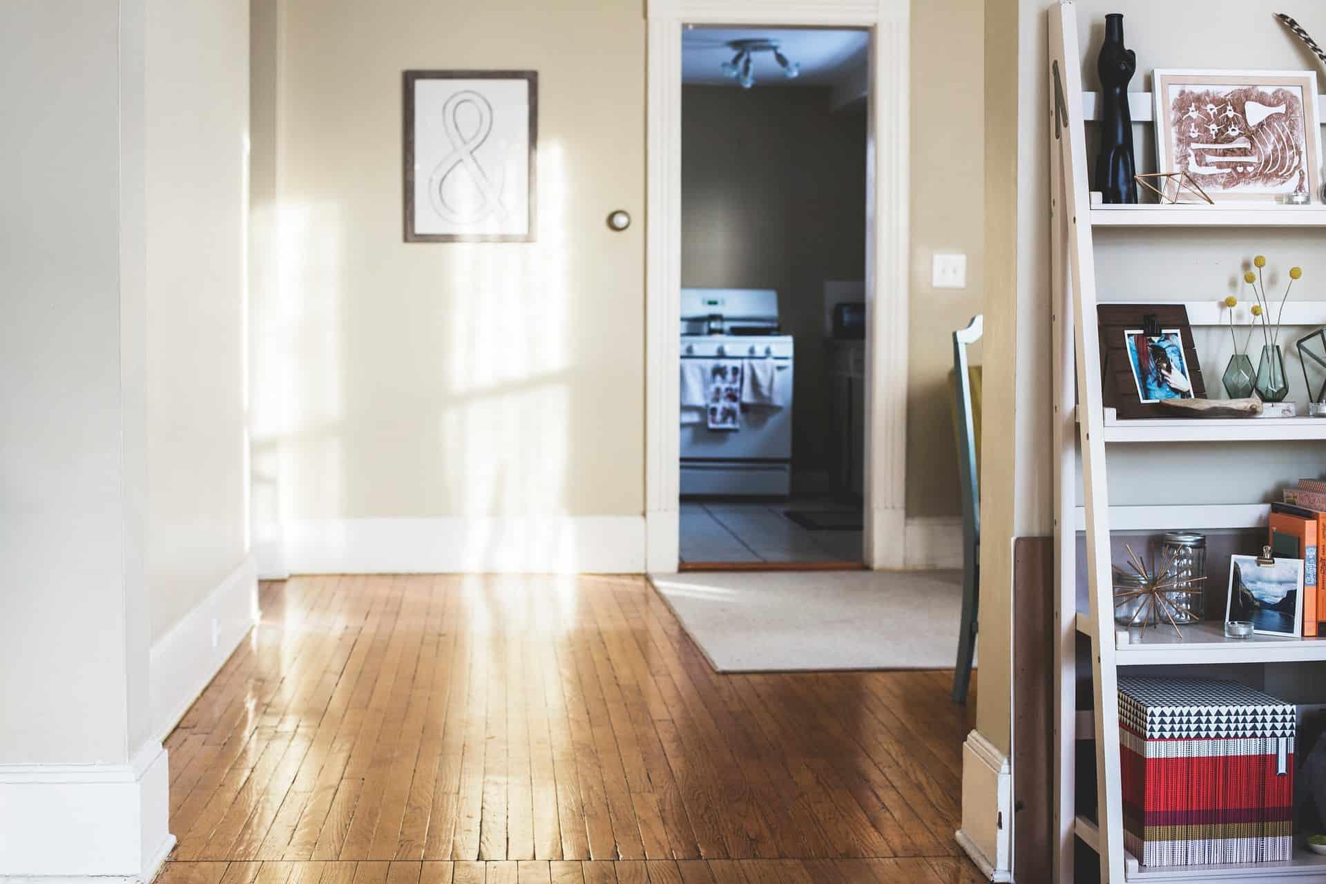 montare porta da interni