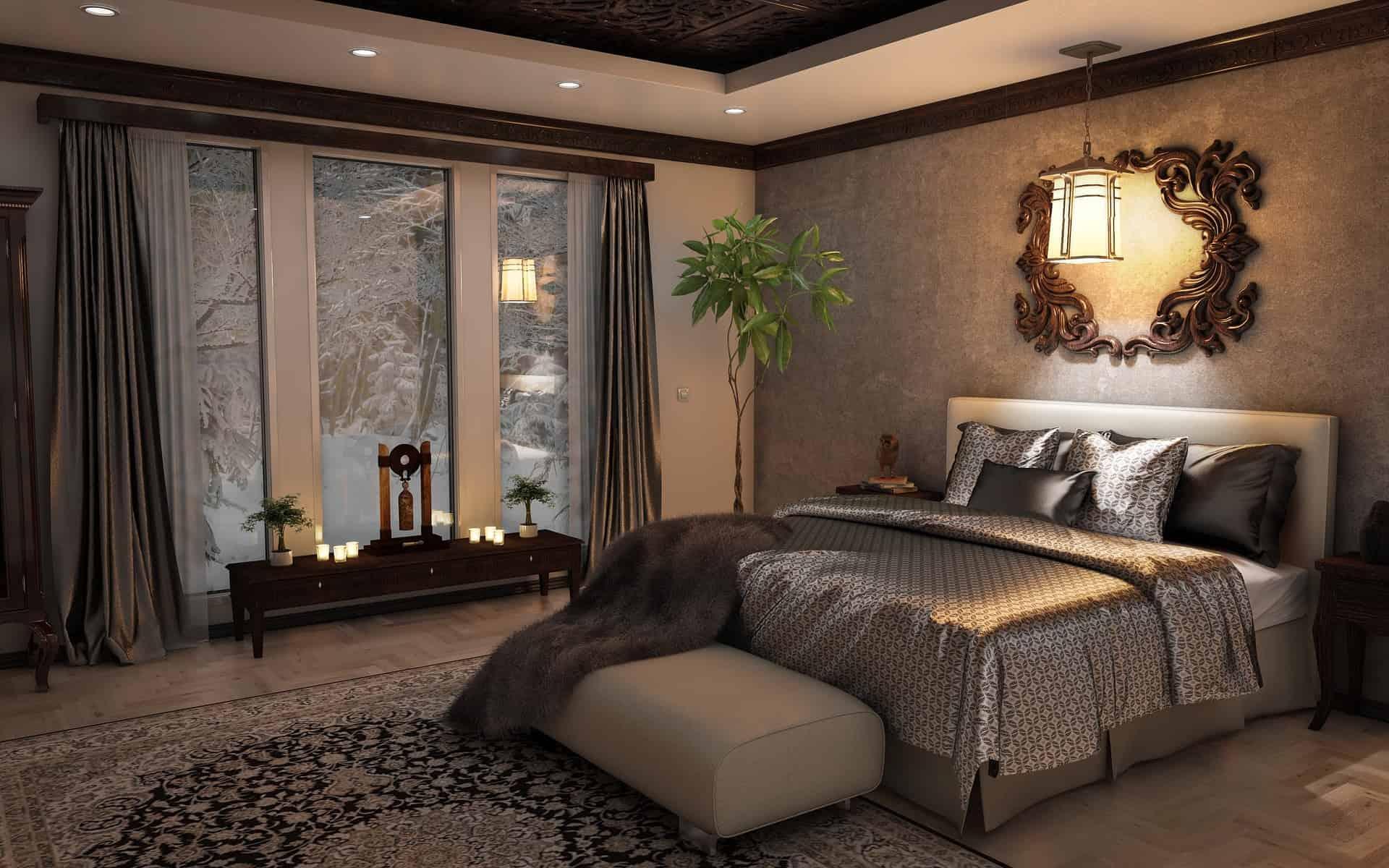 idee decorazioni camera da letto