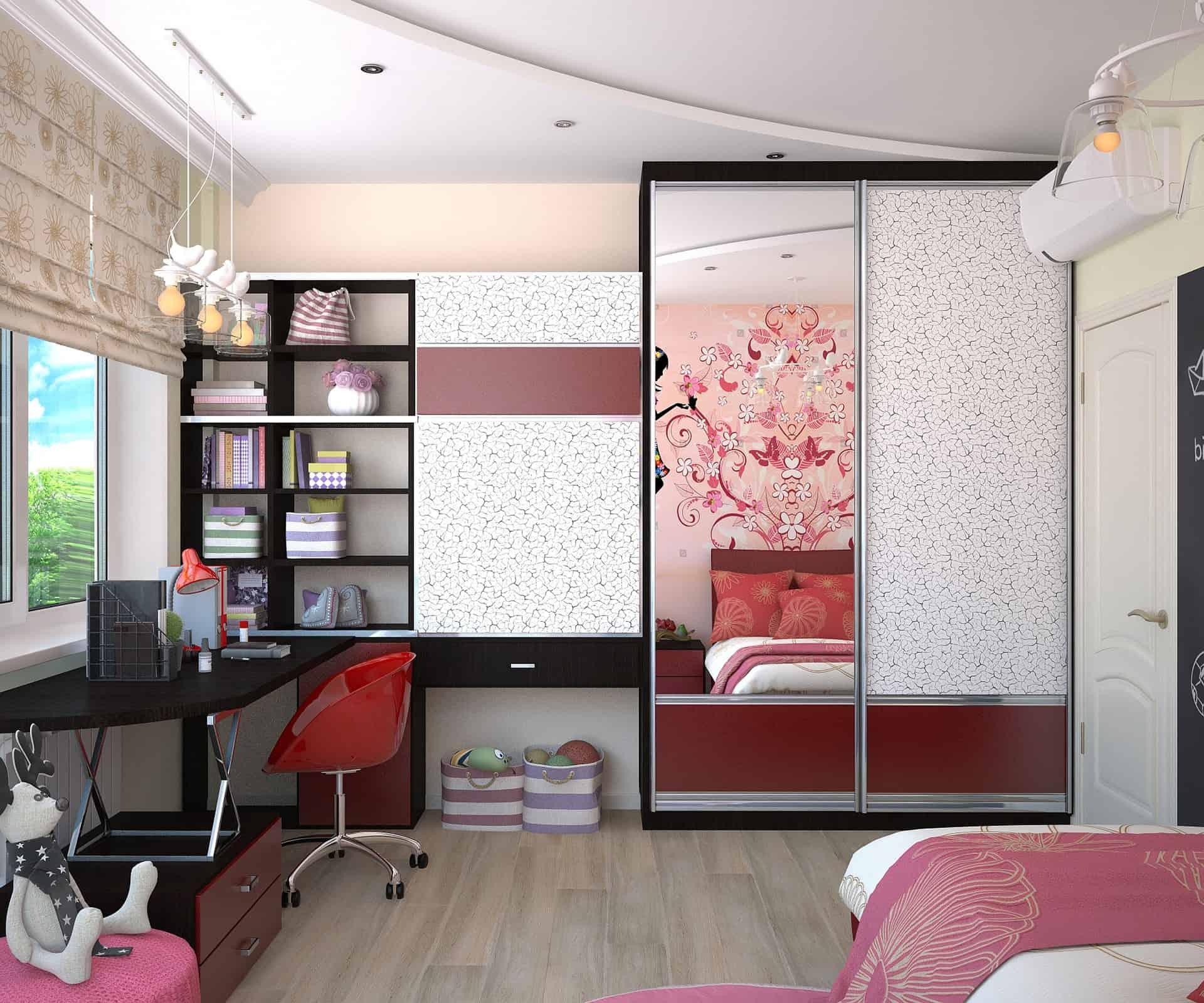 idee camera da letto ragazza