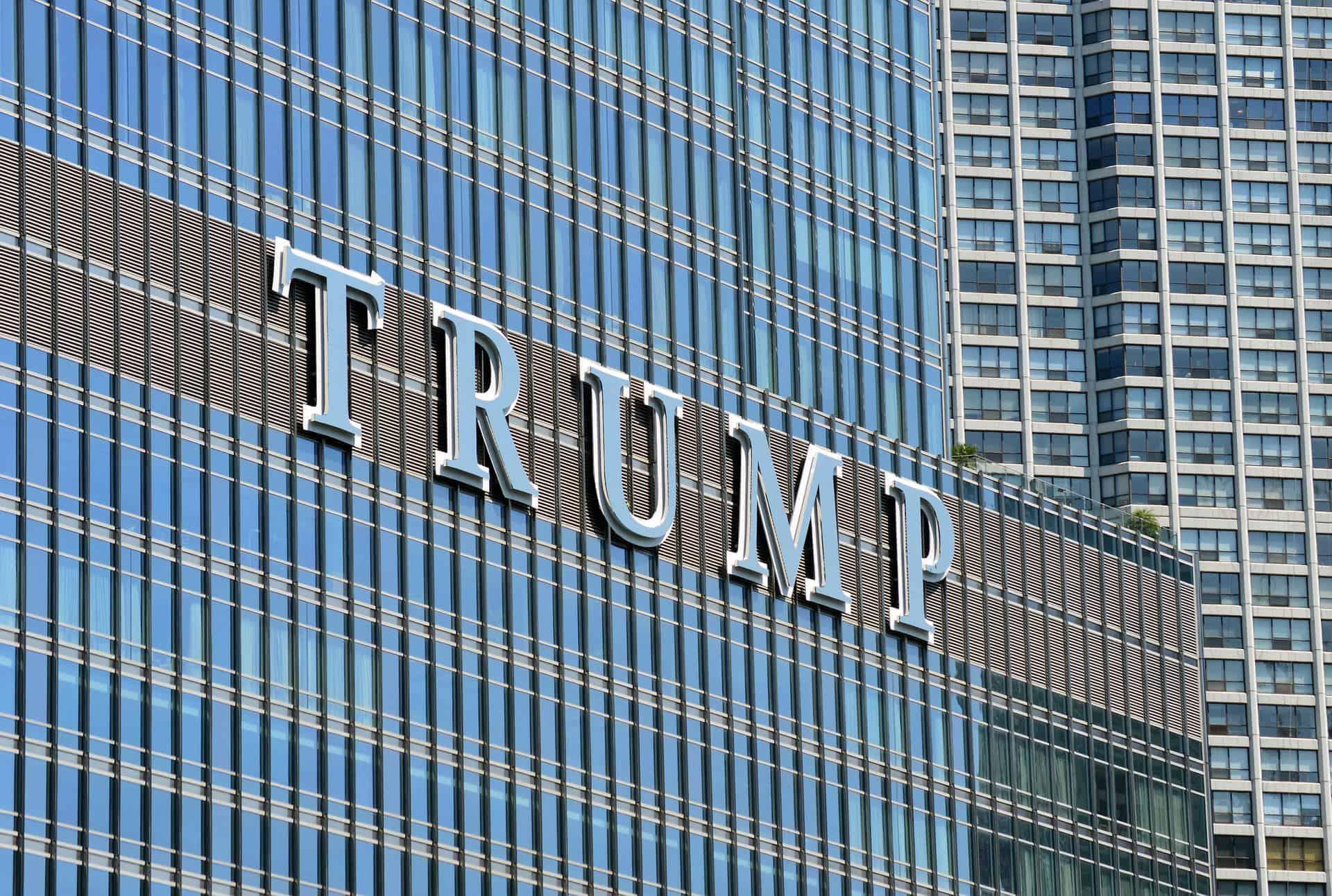 case di Donald Trump