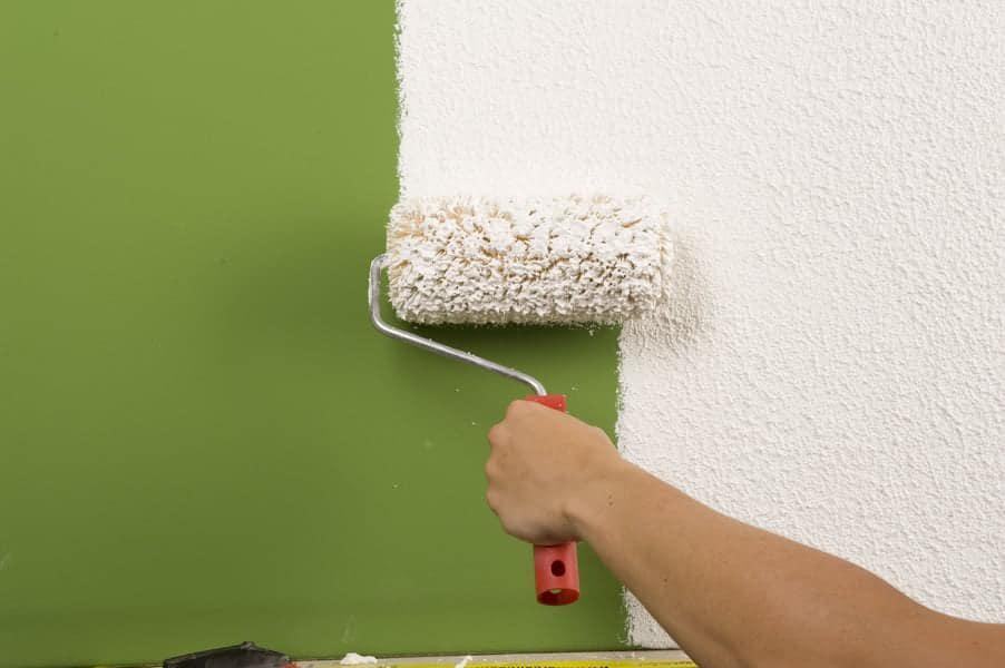 pitturare pareti bagno