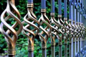 cancelli in ferro moderni